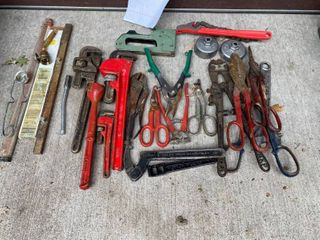Misc. Hand Tools/Welding Supplies