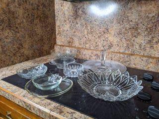Misc Kitchen Glassware
