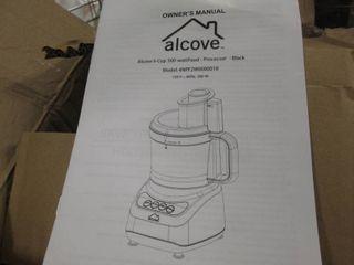 Alcove 8 cup 500 watt Food Processo...