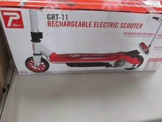 Rechargeable Electric Scooter GRT-1...