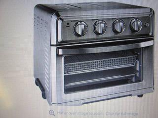 Cuisinart Air Fryer Toaster Oven op...