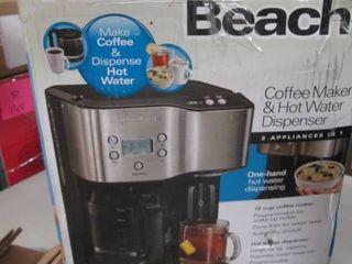 Hamilton Beach Programmable Coffee ...