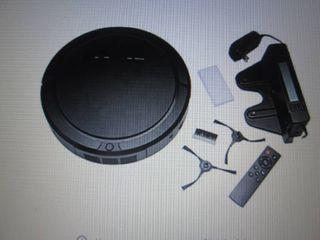 alcove QQ6 Robotic Vacuum with Wi-F...