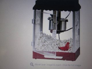Chef's Mark XL Popcorn Maker open b...