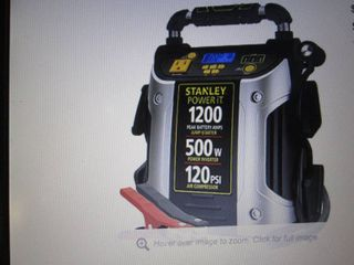 Stanley PowerIt 1200 Peak Amp Jump ...