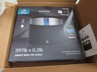 Bodigi Inspire Smart Body Fat Scale...
