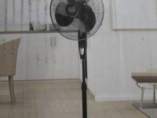 Black & Decker 16 inch Stand Fan op...