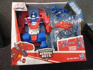 Playskool Heroes Transformers Rescu...