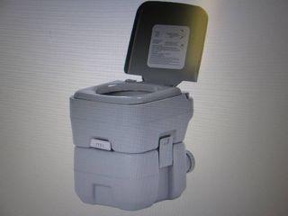 Portable Flush Toilet open box Reta...