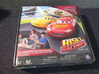 Cars 3 Risky Raceway Game...