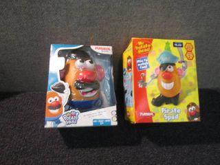 2 Mr. Potato Head Sets W2...