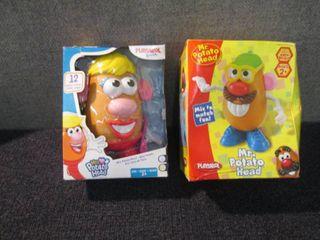 Mr. & Mrs Potato Head Sets W2...