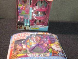 Candy Land Beauty Set, Bratz Shoe C...