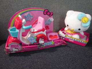 2 Hello Kitty Items W2...