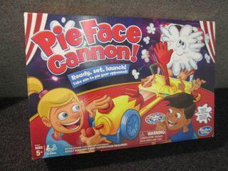 Pie Face Cannon ...