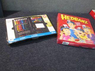 Hedbanz, Art Supplies W3...