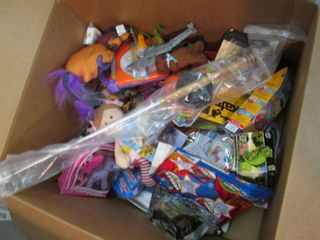 Box of Assorted Toys etc...