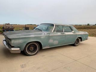 1964 Chrysler Newport (only 21,052 miles)