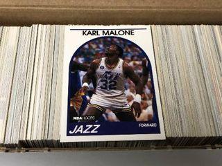 Over 500 NBA Basketball Cards of Karl Malone Utah Jazz