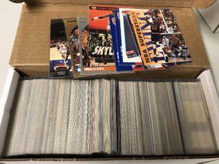 Over 500 NBA Basketball Cards of John Stockton   Karl Malone Utah Jazz   Every Card is Malone or Stockton