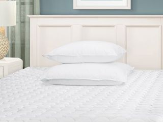 Impressions Babel Hypoallergenic Deep Pocket Quilted Mattress Pad