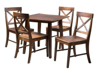 Carridge 2 piece Wood Dining Chair Set by Christopher Knight Home