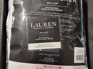 lauren Ralph waller black out obscurcissant
