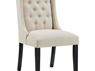 Modway Baronet Upholstered Dining Side Chair  Multiple Colors