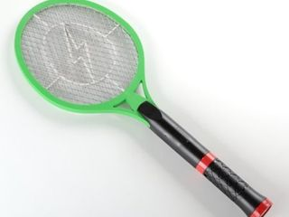 Rechargeable Mosquito Swatters Rackets Bug Zapper Fly Insect Bug Big