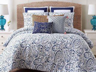Oceanfront Resort Indienne Paisley King Comforter Set Bedding