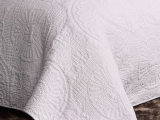 The Curated Nomad Cantina Cotton Quilt Set  Retail 84 99