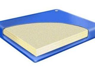 King 3000l 80  Semi Waveless Waterbed Mattress