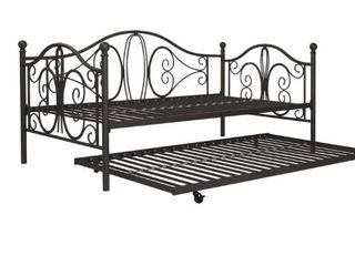 Avenue Greene Bradley Metal Daybed and Trundle  Retail 289 99