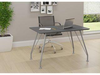 Modern Office Desk   Graphite Retail 174 99