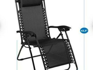 Zero Gravity Folding Patio lounge Beach Chairs w  Canopy Magazine Cup Holder Awning  Retail 87 99