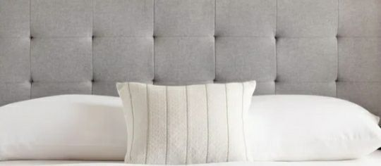 Square MidRise Tufted Upholstered Headboard