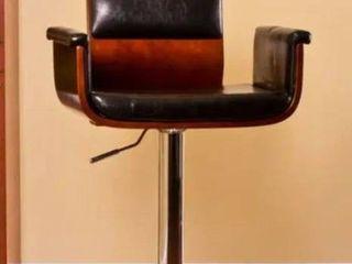 Carson Carrington Solvesborg Contemporary Swivel adjustable Bar Stool  Retail 97 99