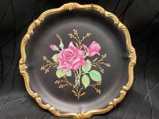 Pompadour Vintage Plate