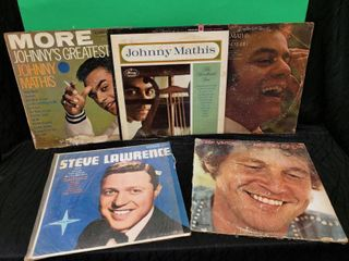 Johnny Mathis   More lP lot