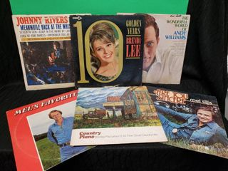 Country lP lot