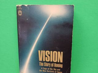 Vision The Story of Boeing Book