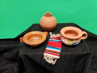 Norleans Clay Pot   Other Clay Pots lot