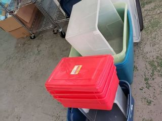 Storage Container lot