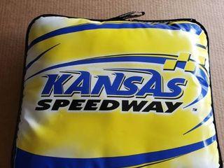 Nascar Kansas Speedway Stadium Seat Pad