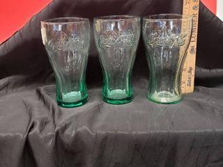 Coca Cola Glasses 3