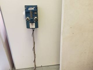 Jetco Metal Detector Untested