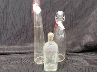 Glass Bottles  3