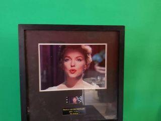 Marilyn Monroe  Prince  The Showgirl  Framed