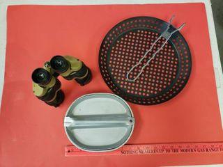 Binoculars   Camping Dishes