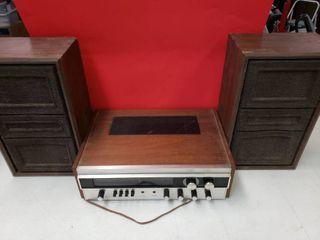 Vintage Sherwood Stereo